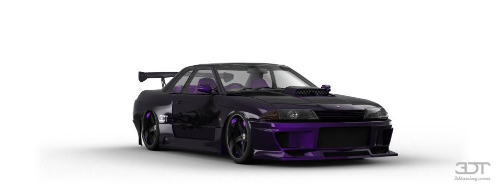 3dtuning Of Nissan Skyline Gt R Coupe 1993 3dtuning Com