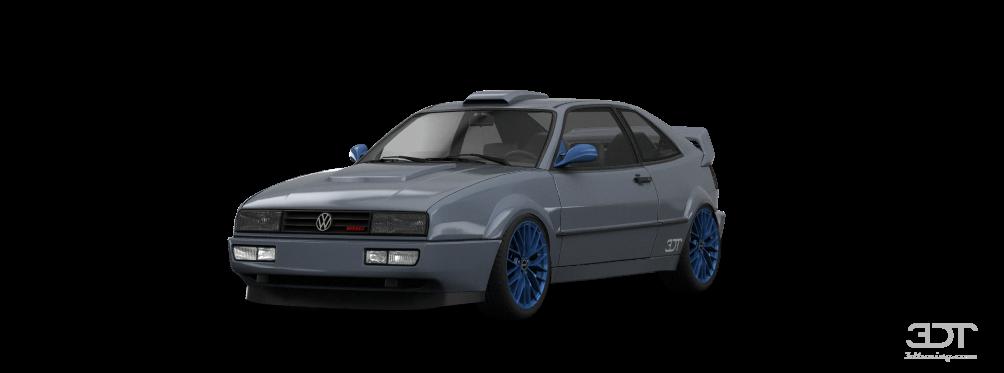 Volkswagen Corrado Vr6 Custom 1992 Picture 10i0e444202534aa Pictures