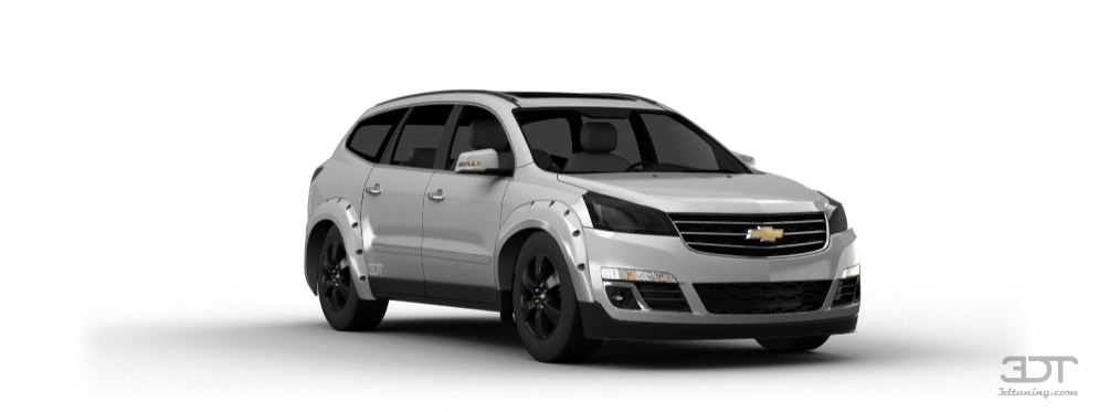 Used Chevy Traverse >> My perfect Chevrolet Traverse.