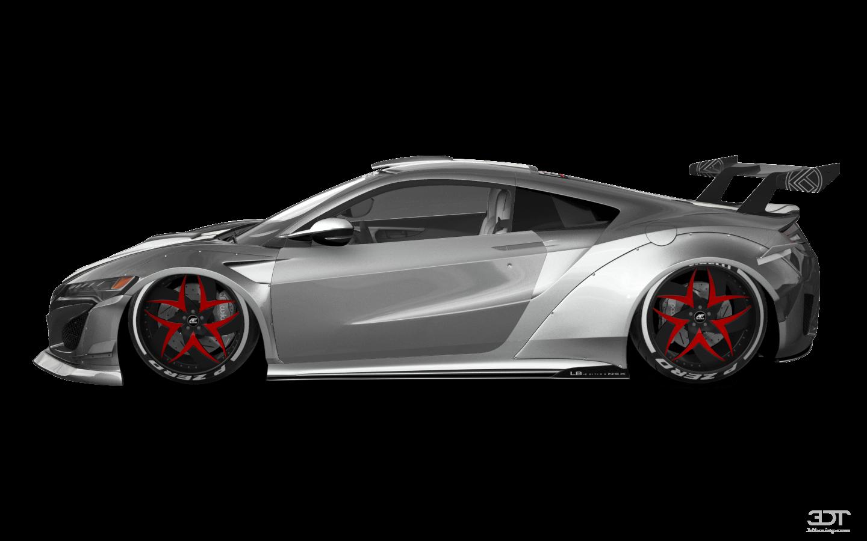 Acura NSX 2 Door Coupe 2017 tuning