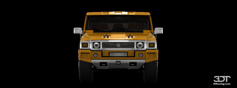 Hummer H-2 SUV 2003