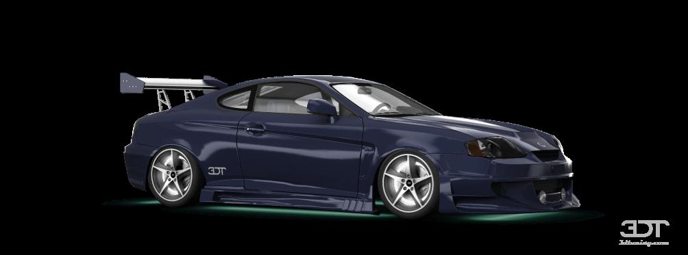 Hyundai Tuscani Elisa'03