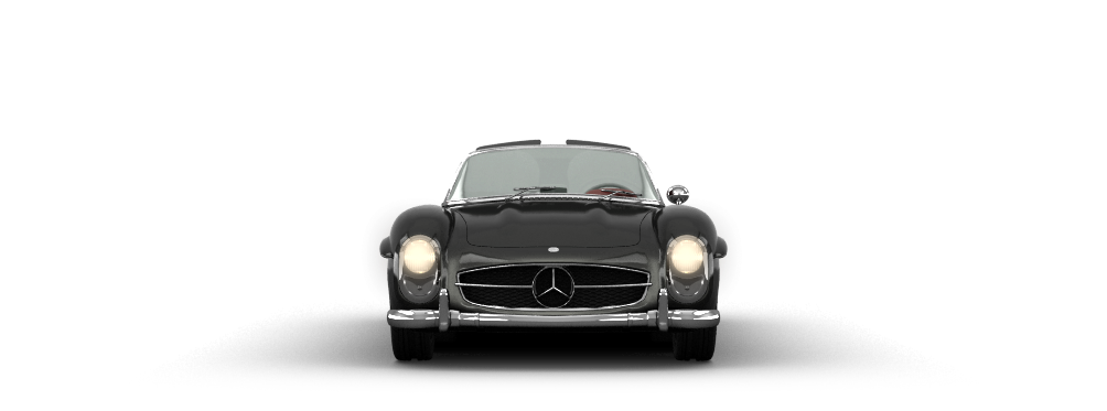 Mercedes SL300'57