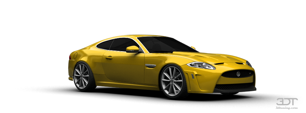 Jaguar XK'12 by Andree Bleza