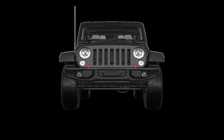 Jeep Wrangler JK 2 Door'15