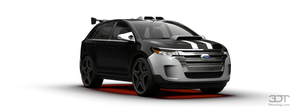 3DTuning of Ford Edge SUV 2011 3DTuning.com - unique on-line car configurator for more than 600 ...