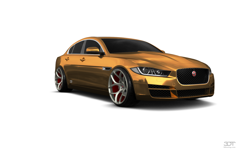 Jaguar XE'18