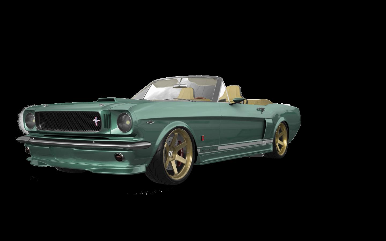 Ford Mustang Convertible 1964 tuning
