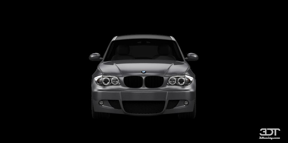 BMW 1 series 5 Door Hatchback 2005