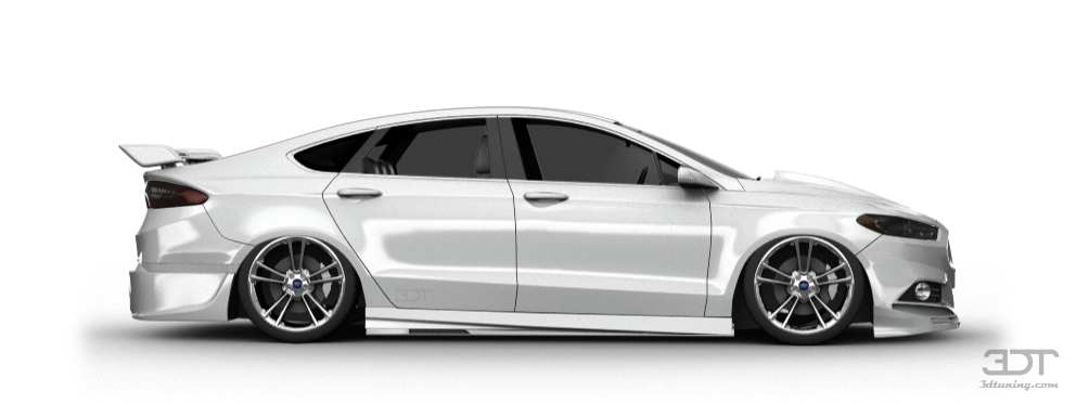 Tuning Ford Fusion 2013 Online Accessories And Spare