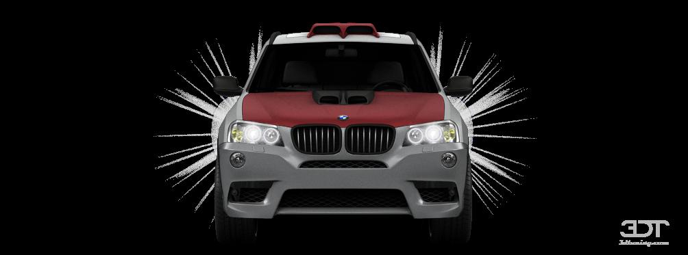 BMW X3'12
