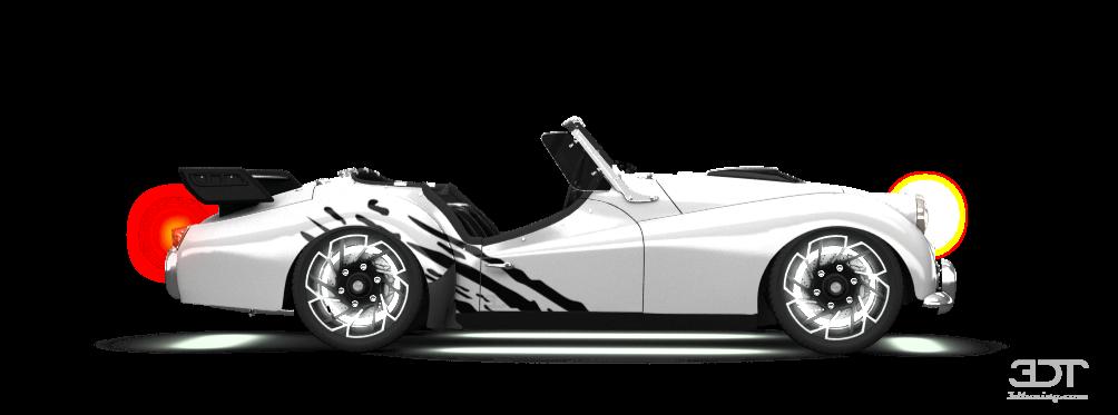 Triumph TR3B'62 by dannysmeets