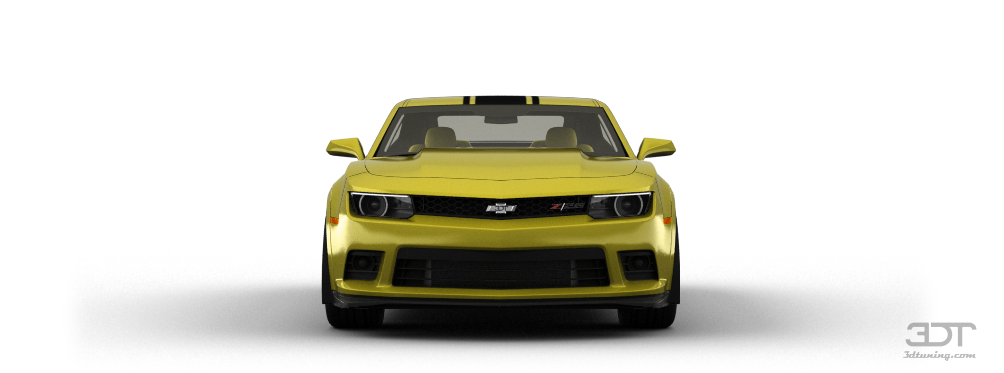 Chevrolet Camaro Coupe 2014