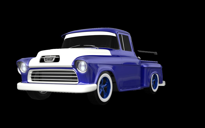 Chevrolet 3100 2 Door pickup truck 1955 tuning