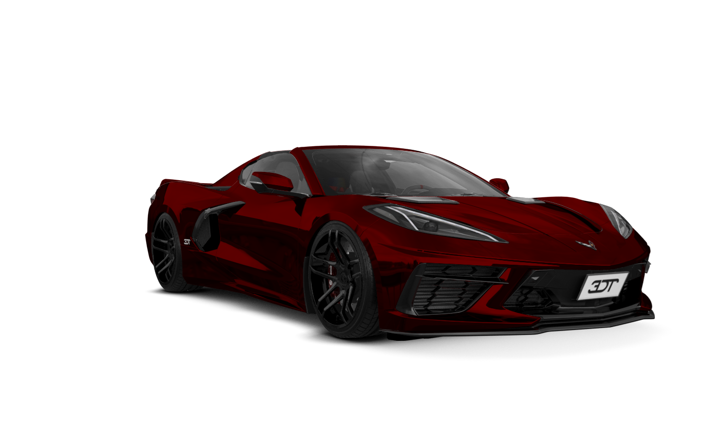 Chevrolet Corvette 2 door targa top 2020 tuning