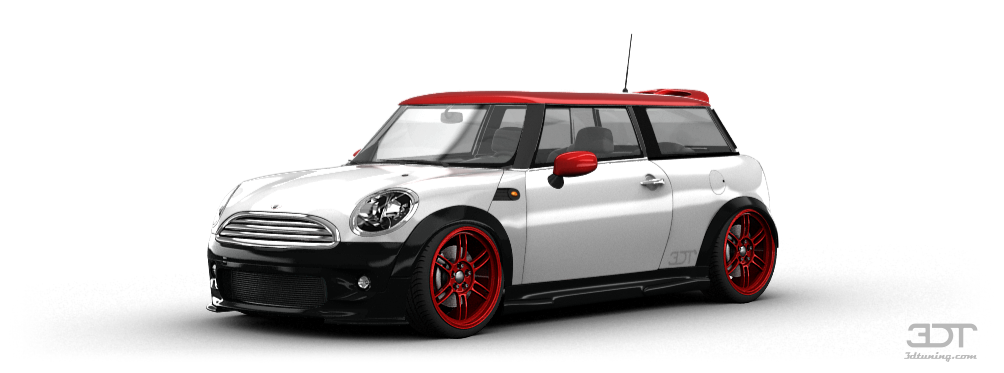 Used Mini Coopers >> 3DTuning of Mini Cooper 3 Door Hatchback 2005 3DTuning.com ...