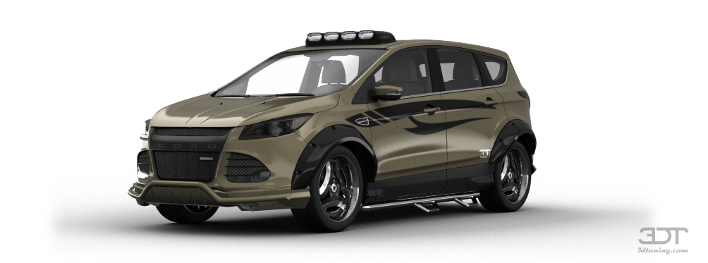 Tuning Ford Escape 2013 online accessories and spare parts for tuning