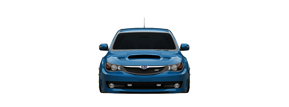 Subaru Impreza'07
