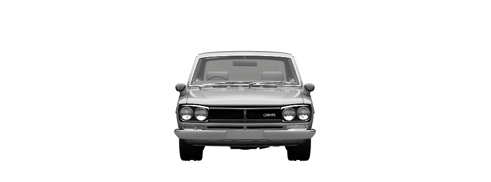 Nissan Skyline GT-R'69