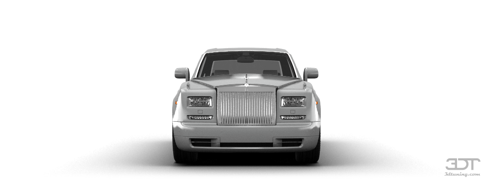 Rolls Royce Phantom Sedan 2012 tuning