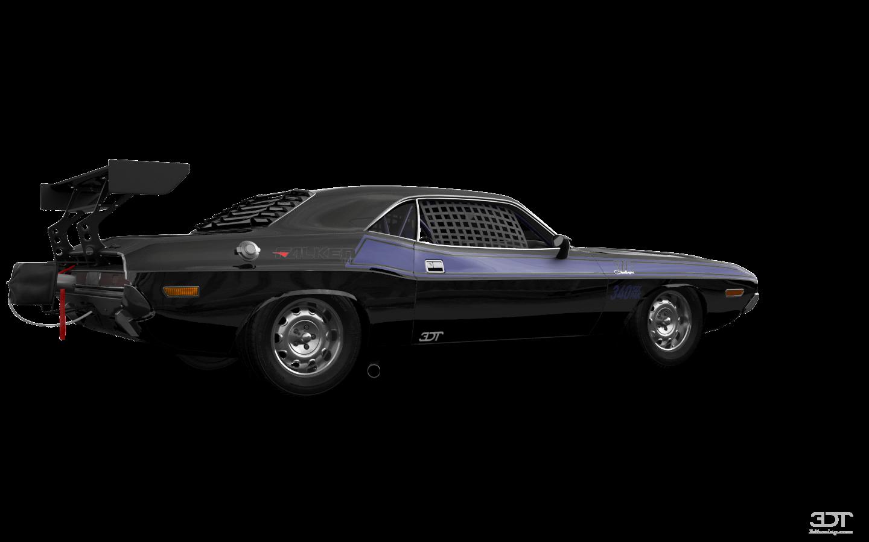 Dodge Challenger 2 Door Coupe 1970 tuning