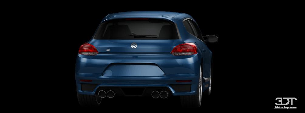 Volkswagen Scirocco R'10