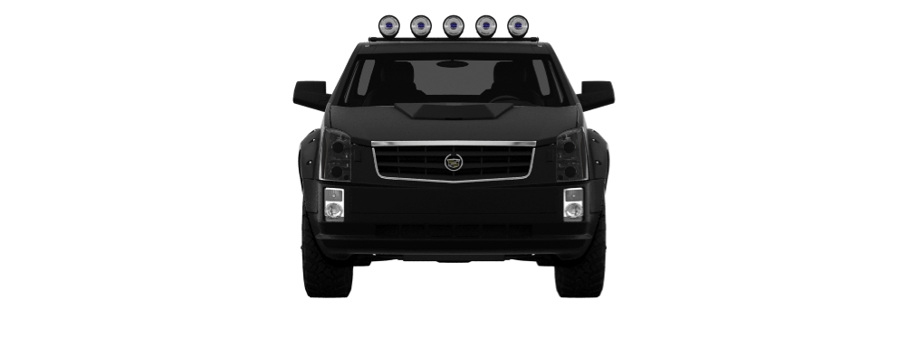 Cadillac SRX'07