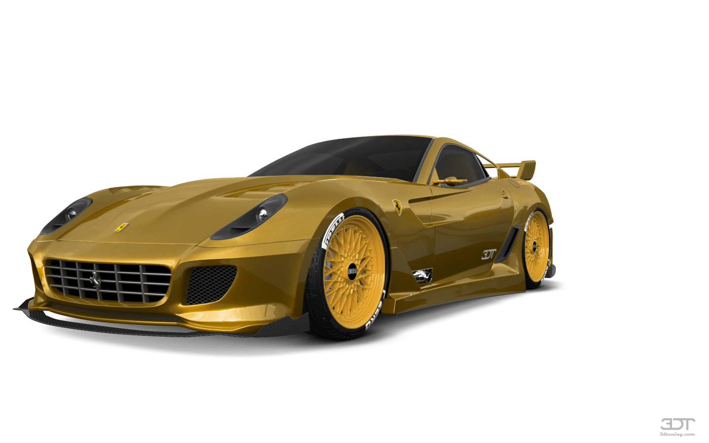 Ferrari 599 2 Door Coupe 2012 tuning
