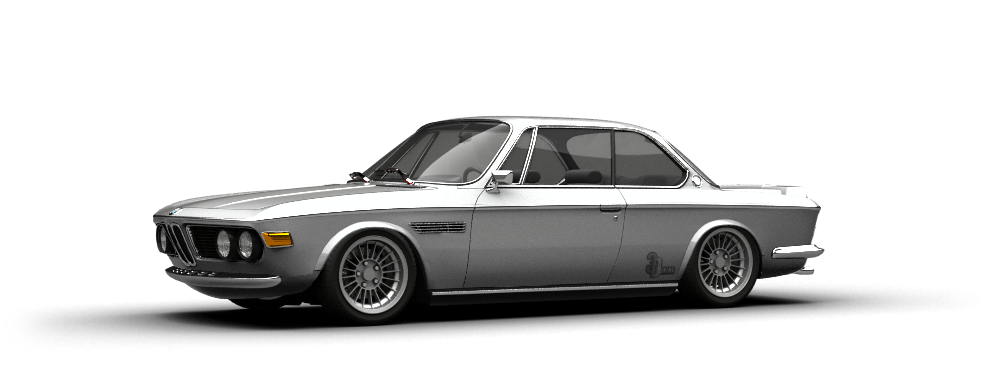 BMW 3.0 CSL'71