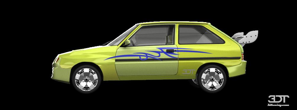 ZAZ 1102 Tavria'90