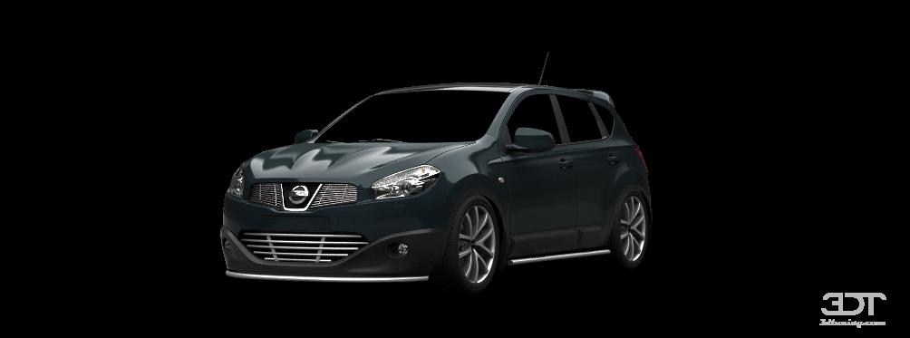 Nissan Qashqai Crossover 2012 tuning