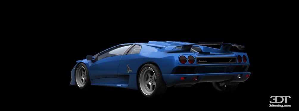 Lamborghini Diablo'97