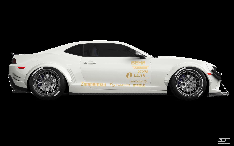 Chevrolet Camaro 2 Door Coupe 2014 tuning