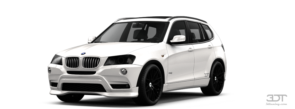 3dtuning of bmw x3 crossover 2012 unique on. Black Bedroom Furniture Sets. Home Design Ideas