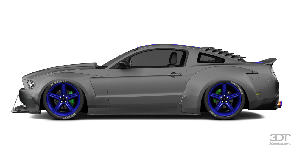 Ford Mustang'11