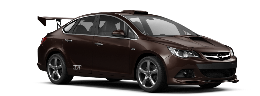 Opel Astra'13