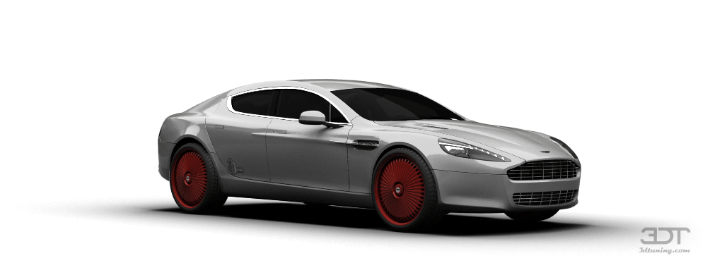 Aston Martin Rapide sedan 2010 tuning