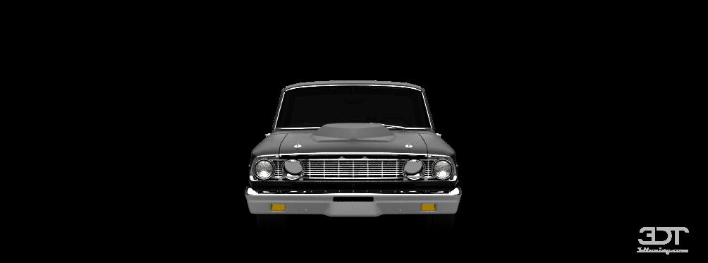 Ford Fairlane Thunderbolt'64