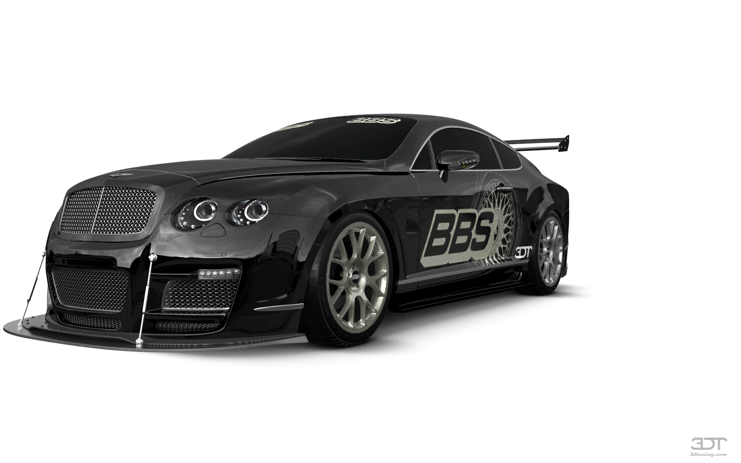 Bentley Continental GT Fastback 2005 tuning
