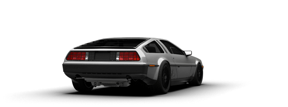 DeLorean DMC-12'81