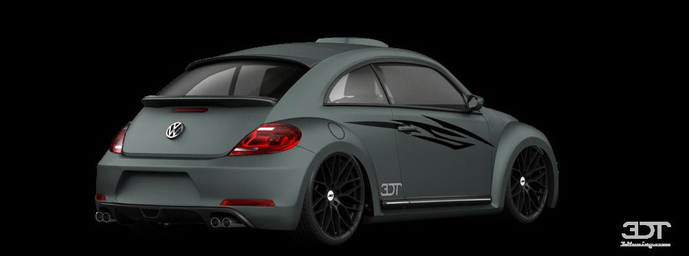 Volkswagen Beetle'12