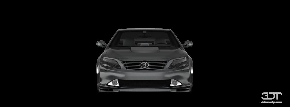 Toyota Camry Sedan 2012