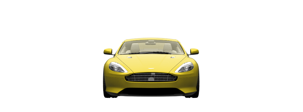 Aston Martin Virage'12