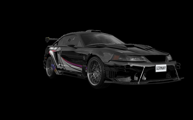 Ford Mustang SVT Cobra R'00
