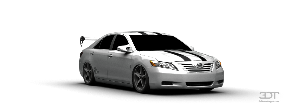 3DTuning of Toyota Camry Sedan 2007 3DTuning.com - unique ...
