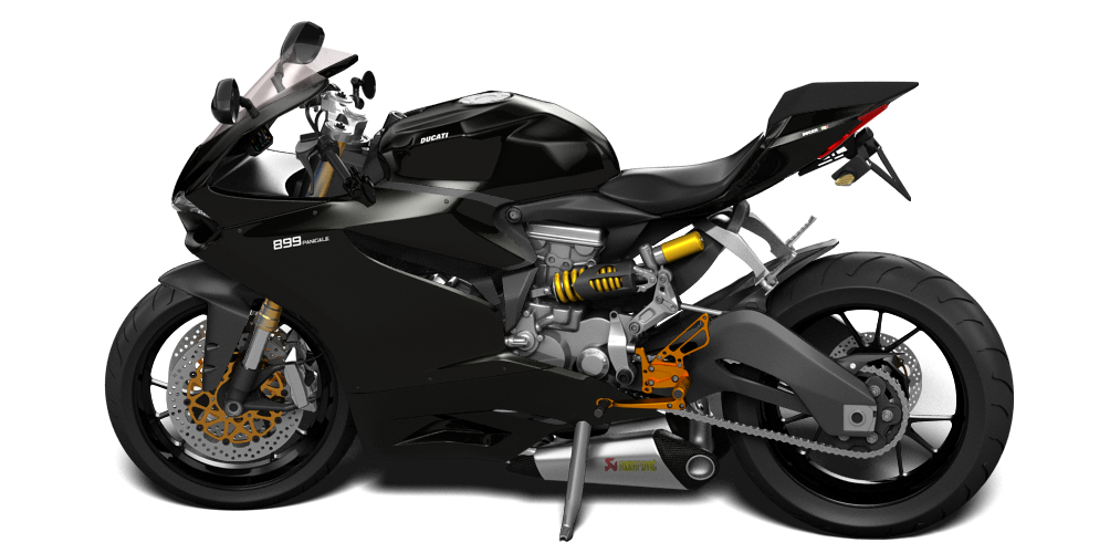Ducati 899 Panigale Sport Bike 2015 tuning