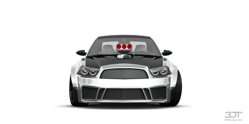 Dodge Charger SRT8'12