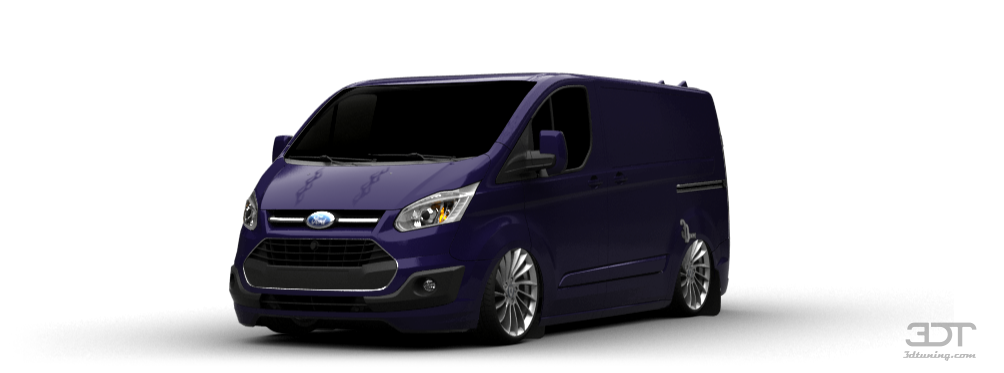 Ford Transit Van >> 3DTuning of Ford Transit Van 2013 3DTuning.com - unique on ...