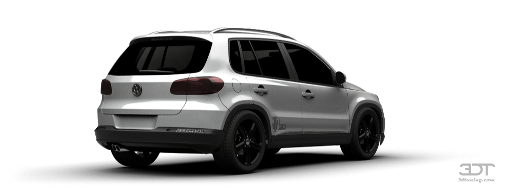 3DTuning of Volkswagen Tiguan Crossover 2012 3DTuning.com - unique on-line car configurator for ...