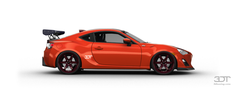 Scion FR-S Coupe 2013 tuning